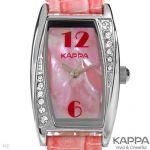 """Дамски часовник """" KAPPA """" с перлен циферблат"""