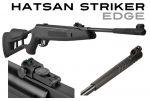 Въздушна пушка Hatsan Striker Edge 4.5/5.5/6.35 мм.