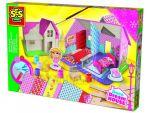 Направи си къща за кукли SES Creative