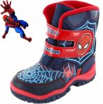 Детски зимни ботуши  Спайдърмен (Spiderman) - Marvel