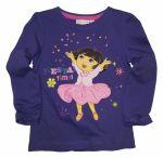 Детска блуза Дора ( Dora the Explorer ) - Nickelodeon