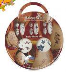 Комплект за рисуване на корема за бременни-Babymoov