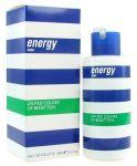 Benetton ENERGY Man /мъжки парфюм/ EdT 50 ml