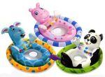 """Intex - Детски пояс с дупки за крачетата """"Животни"""" 59570"""